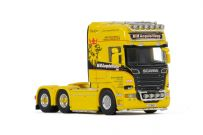 WSI/ADMT  Scania  R730  Streamline M & M Acquisitions  England